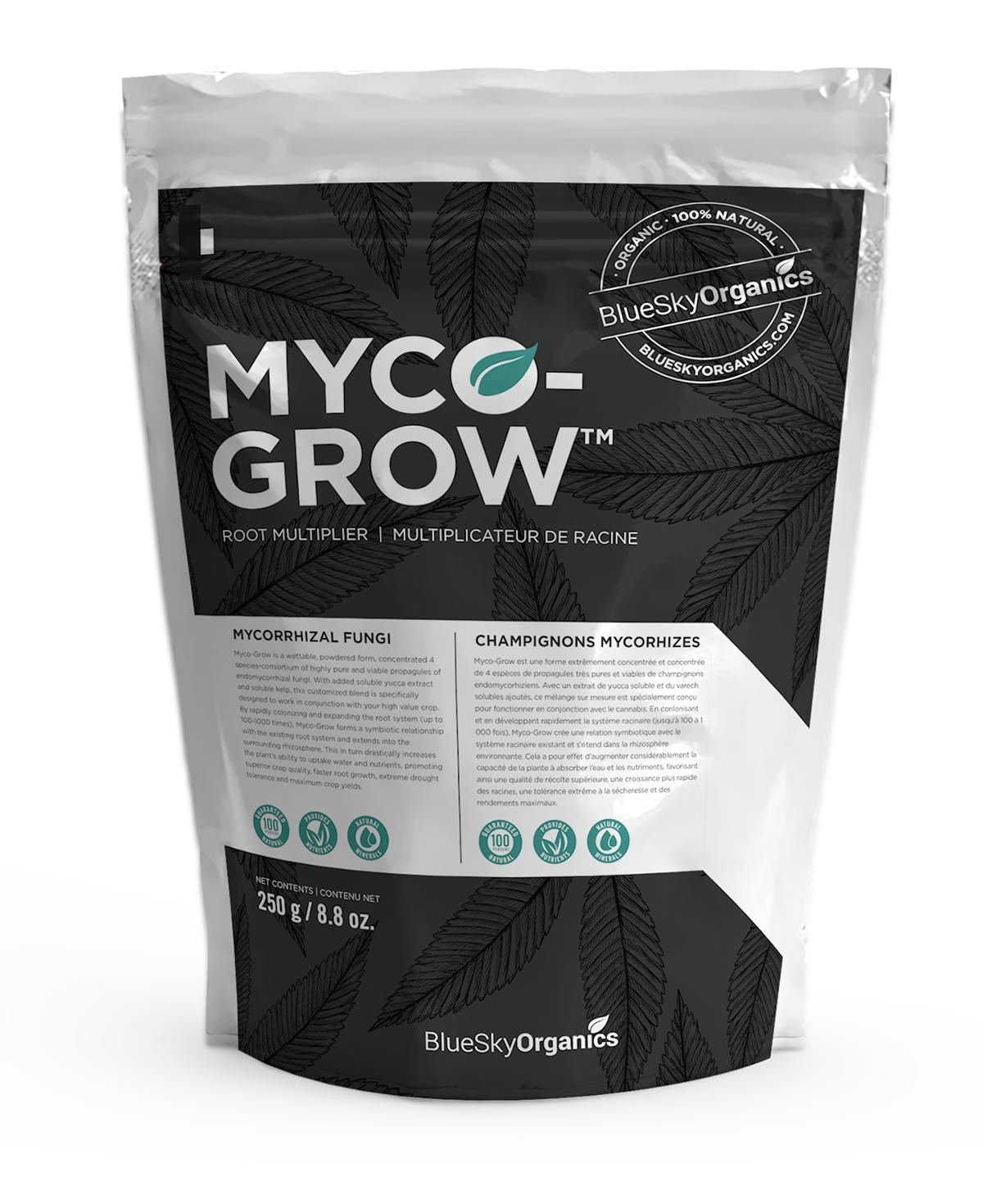 BlueSky Organics Myco-Grow
