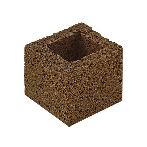 The Eazy Block is block of organic material that enhances all of the superb characteristics of the Eazy Plug.